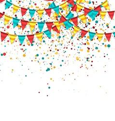 Birthday Theme Design vector image