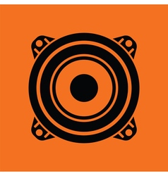 Loudspeaker icon vector