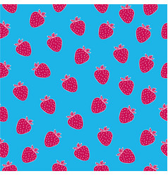 juicy seamless pattern vector image vector image