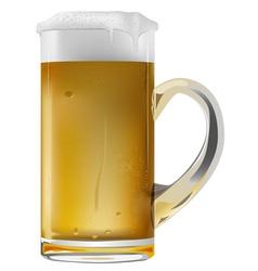 beer vector image