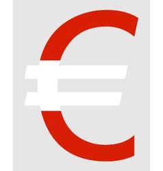 Austrian Euro vector image