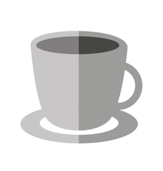 Coffee drink cup icon vector