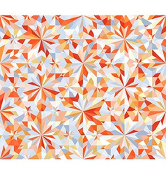 Mosaic Seamless Geometric Pattern vector image vector image