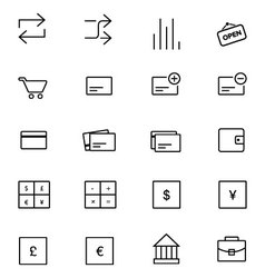 Ios and android icons 11 vector