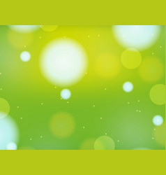 Background design in green light vector