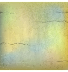 Old Wall vector image
