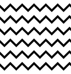 Zigzag chevron seamless pattern background vector