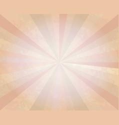 Abstract retro background ray beam retro pattern vector