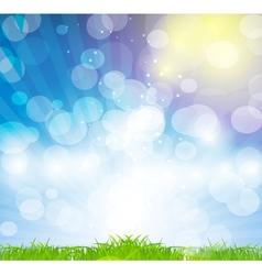 Abstract natural background background vector