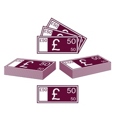 English pound vector