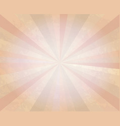 Abstract retro background ray beam retro pattern vector