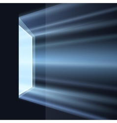 Light From the Window vector image