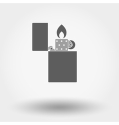 Cigar lighter vector