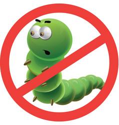 Stop worm vector