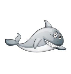 a shark vector image