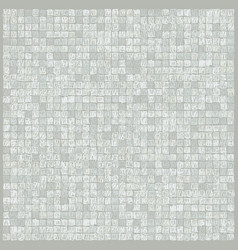 Doodle pixels light gray texture vector
