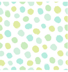 grunge drops background vector image vector image