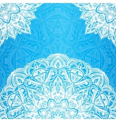 Abstract background ornamental vector image vector image