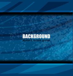background grunge blue vector image vector image