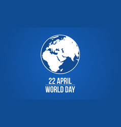 world day style design vector image vector image