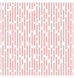 Intermittent halftone pink segment line background vector