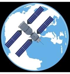 Chinese spacecraft shenzhou vector