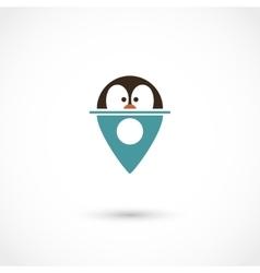 zoo tag vector image
