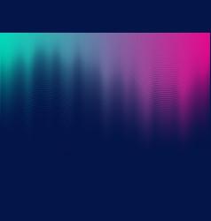 halftone gradient effect vector image