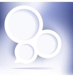 Abstract web design bubble EPS8 vector image