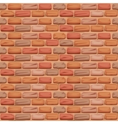Seamless pattern stone brick vector