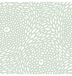 Organic cell structure vector image