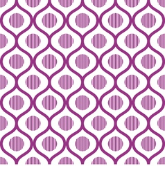 Modern pattern vector image vector image