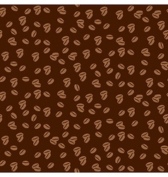 Coffee seamless vector