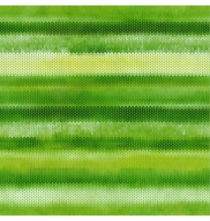 Beautiful green seamless knitted pattern vector