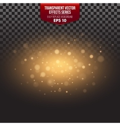 Transparent effects series easy vector