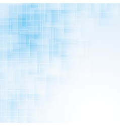 Abstract blue icy background vector