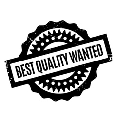 Best quality wanted rubber stamp vector