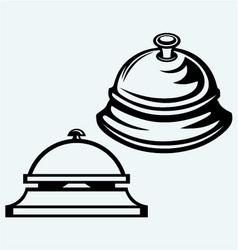 Ring alarm service vector image