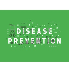 Medicine concept design disease prevention vector