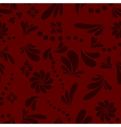 abstract background dark red and gray vector image vector image