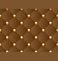 Upholstery pattern vector