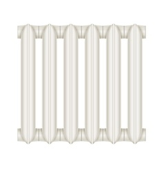 Cast-iron radiator for vector