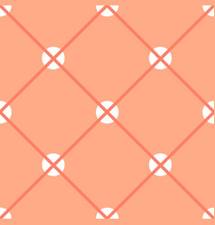 Beige wallpapers with white circles and stripes vector
