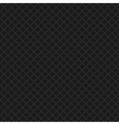 Dark geometric background pattern with diamonds vector