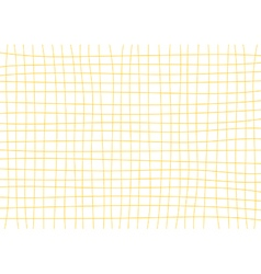 Yellow mustard grid white background vector