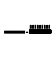 Brush hairdressing icon image vector