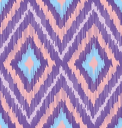 Abstract modern ethnic seamless fabric pattern vector