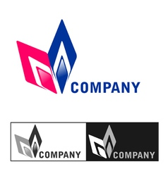 Business company logo design vector