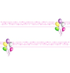 Party decals vector