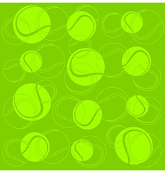 Tennis sport background vector